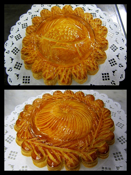 Pate Feuilletee II: Pithiviers; Mille-Feuille aux Fraises ...